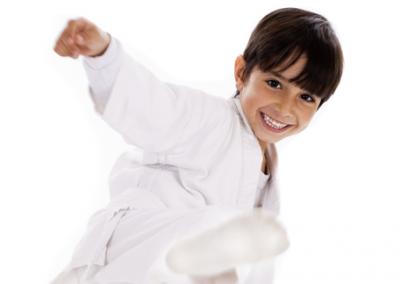 Kinder-Kampfkunst