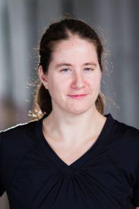 Raphaela Nistler, Trainerin bei Yamas.org
