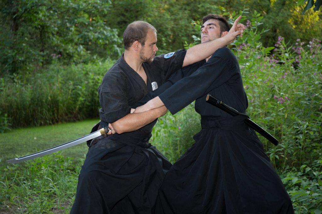 Budo Taijutsu mit Daniel Trauner bei Yamas.org