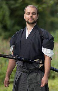 Daniel Trauner, part of the Self Defense team of instructors at Yamas.org in Vienna. Effektive Selbstverteidigung mit Krav Maga und Co am Self Defense Tuesday