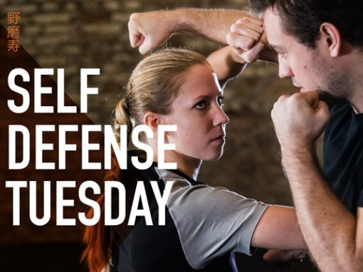 Self Defense Tuesday