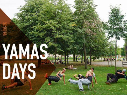 Yamas Days
