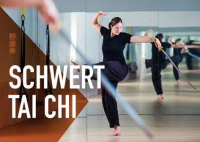 Schwert Tai Chi